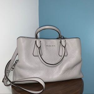 Michael Kors Grey Multi-Pocket Purse